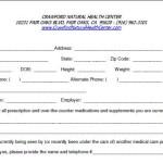 Info Form